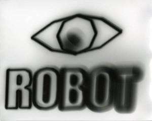I Robot Print v100